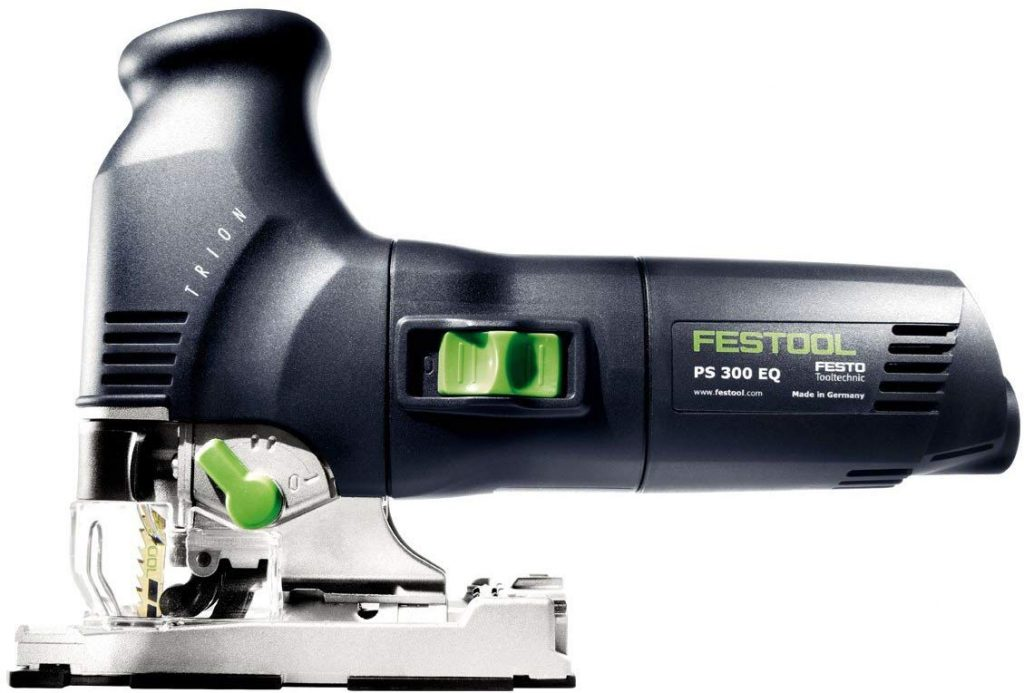 Festool - Scie sauteuse pendulaire TRION PS 300 EQ-Plus 561445