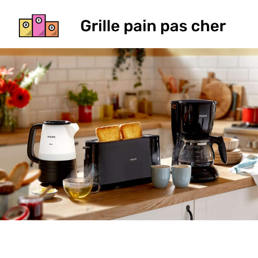 Grille-pain-Philips
