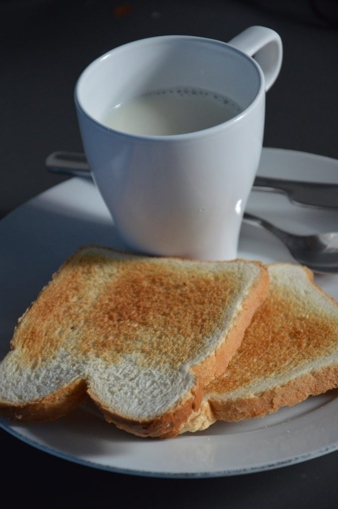 Toasts-et-café