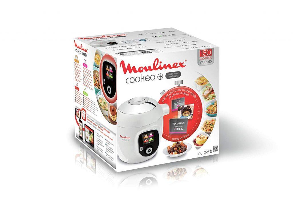 Moulinex Cookeo+ CE851100