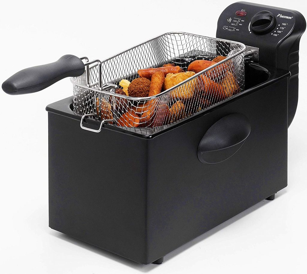friteuse électrique Bestron