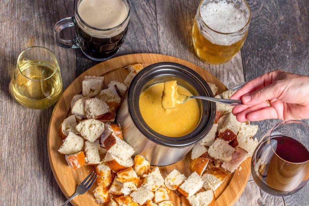 Fondue-de-fromage