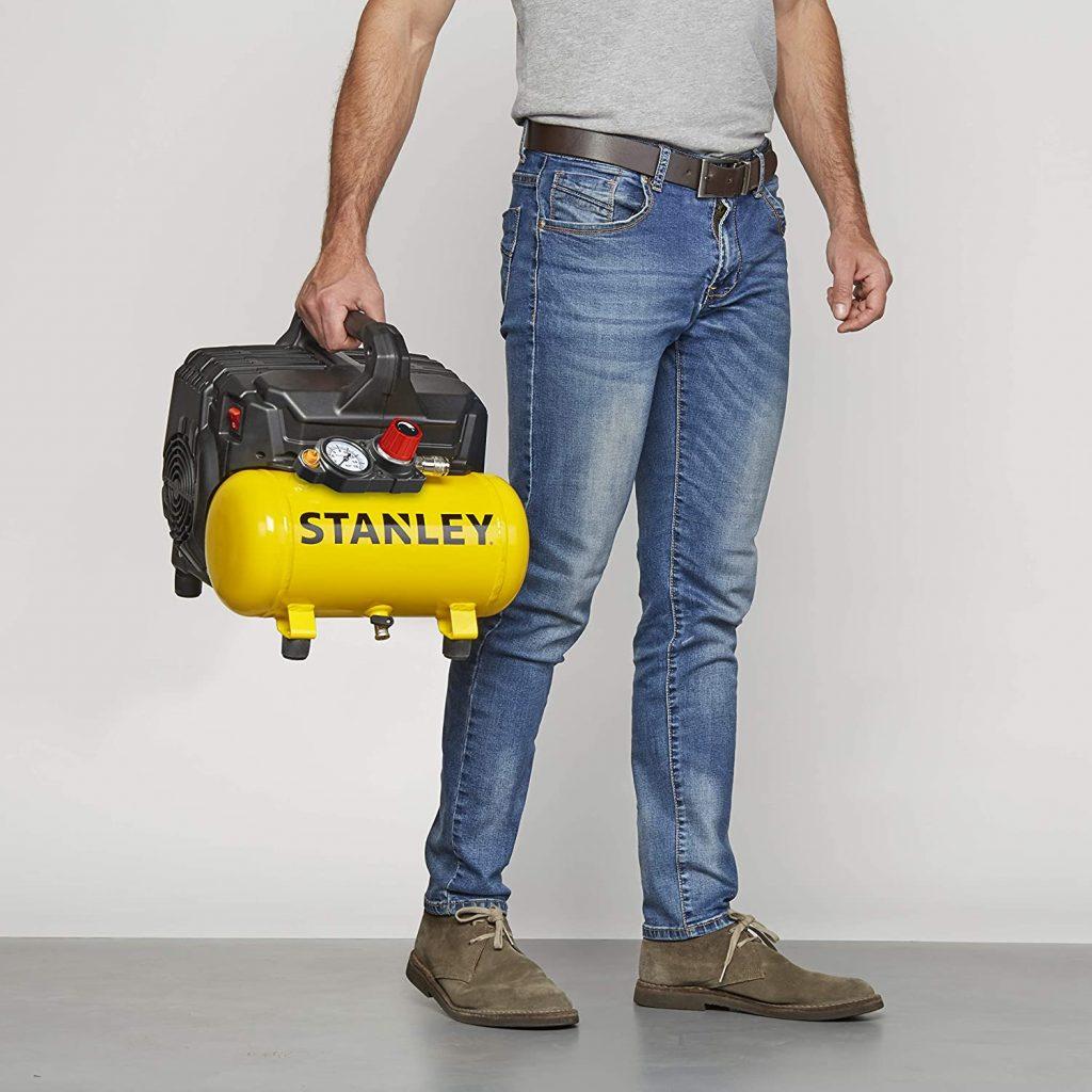 Compresseur portatif Stanley DST
