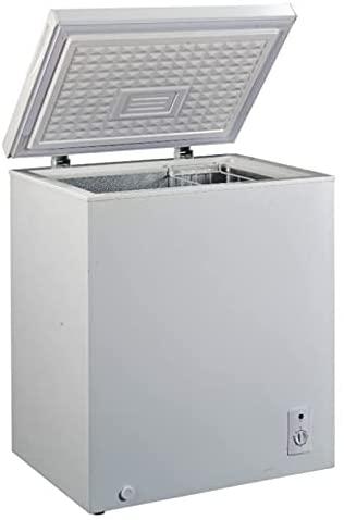 congélateur coffre FrigéluX 290L