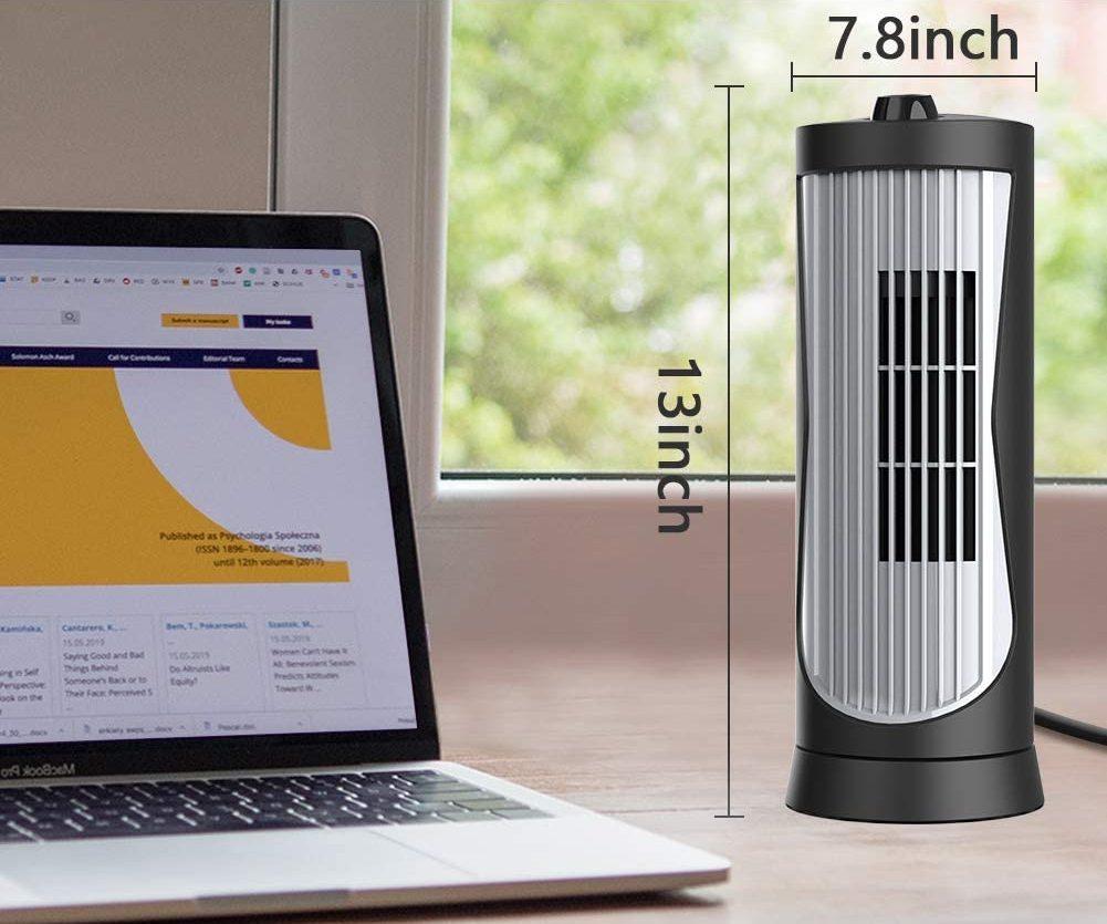 Dimensions ventilateur Koonie