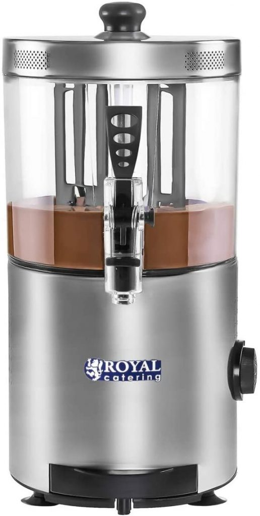 Chocolatière Royal Catering RCSS-3